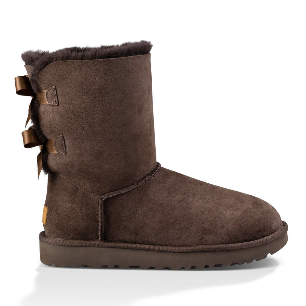 ... Bow II Chocolate UGG™. uggbbow2choc